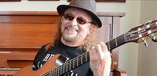 """Geraldo Azevedo ensina a tocar """"Chorando e Cantando"""""""
