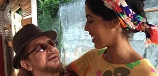 Geraldo Azevedo canta versão inédita para Bela Gil