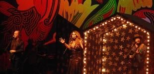 """""""O Grande Encontro"""" abre a turnê, com sucesso, no Rio de Janeiro"""