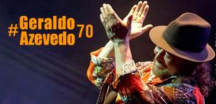 #GeraldoAzevedo70: uma corrente de amor!
