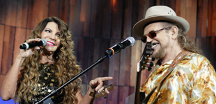 Geraldo Azevedo e Elba Ramalho fazem show em Vitória (ES)