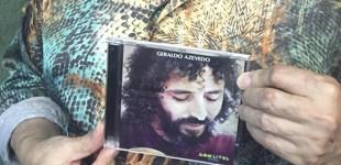 Fã vence concurso cultural e recebe CD 'Geraldo Azevedo (1977)'