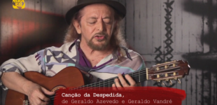 """Geraldo Azevedo em """"Cale-se:  A Censura Musical"""""""