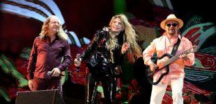 O Grande Encontro celebra um ano de turnê no palco do Rock In Rio
